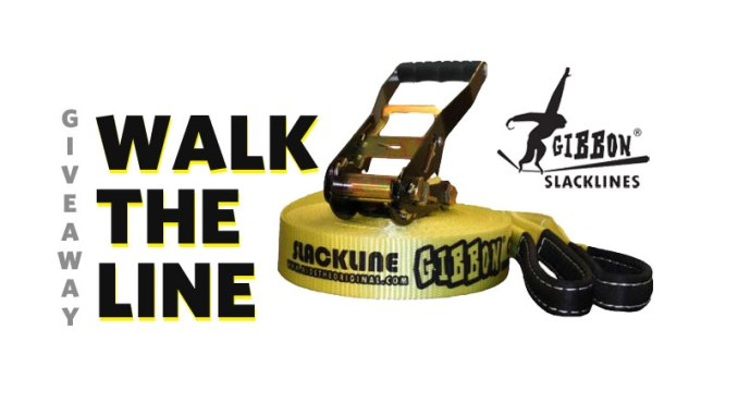 Walk the Line Giveaway