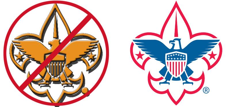 official bsa colors and logos rh blog scoutingmagazine org Boy Scout Logo Boy Scout Emblem