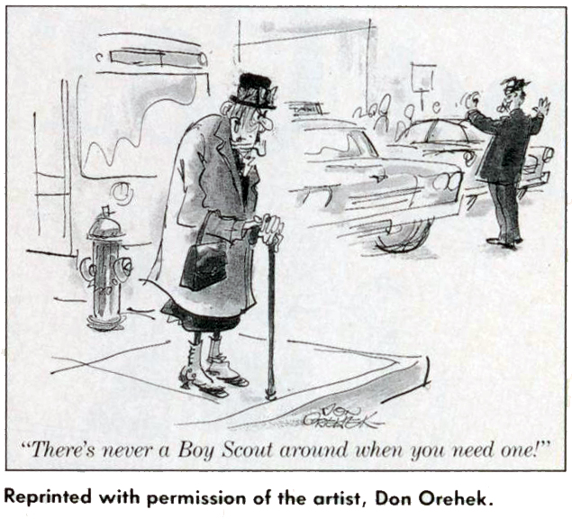 Scouting Cartoon (6 of 12)