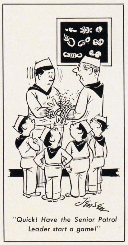 Cartoon-1964-In-Knots