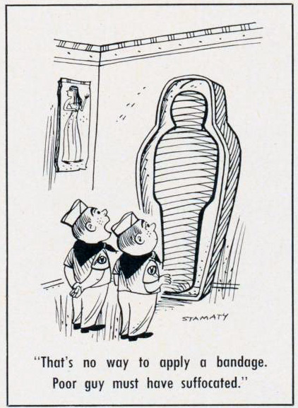 Cartoon-1966-Bandage