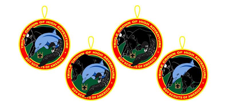 Triple-Crown-four-patches