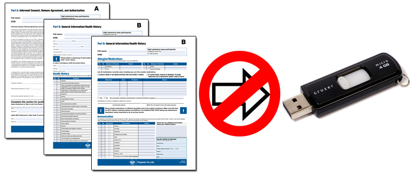 Digitizing medical records? Don't do it, BSA says
