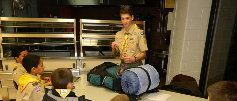 Share Your Boy Scout Troop Meeting Schedule