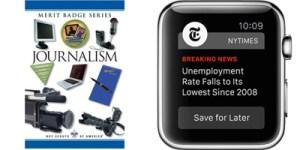Journalism-Apple-Watch