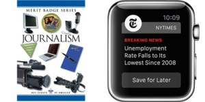 Journalism-Apple-Watch