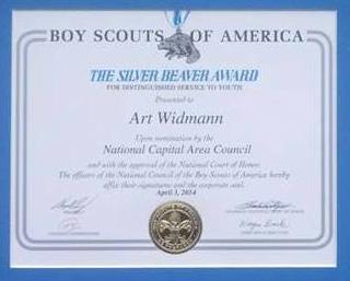 Silver-Beaver-Award