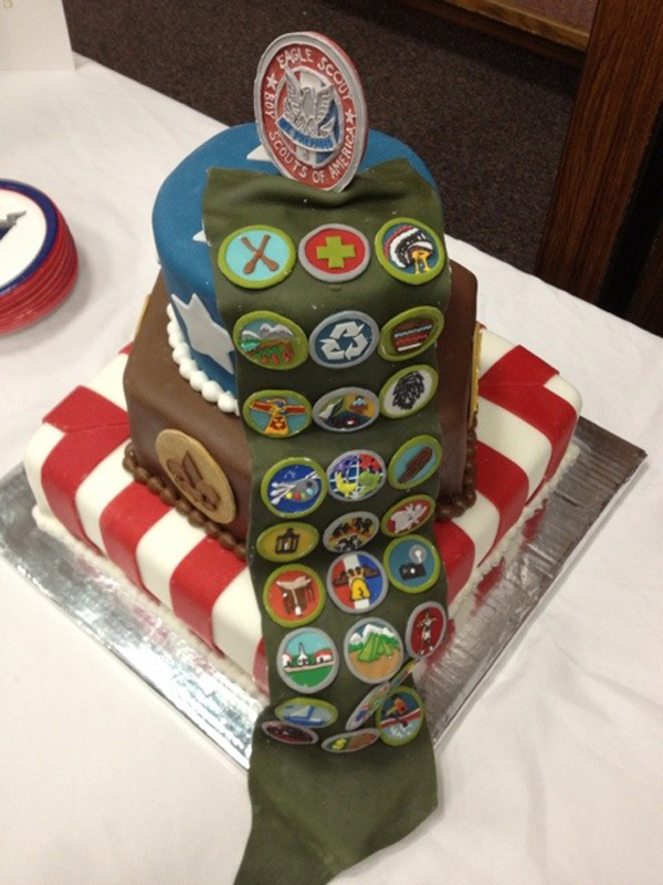 Eagle Scout Court Of Honor Cake Ideas