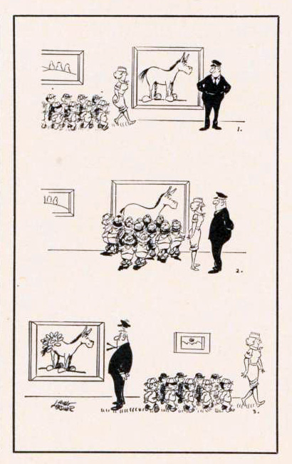 21 Scouting Cartoons From 1968