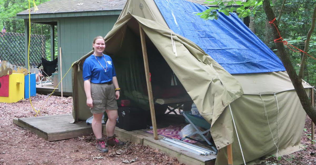 It ...  sc 1 st  Bryan on Scouting - Scouting magazine & First-time staffer shares