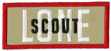 Lone-Scout-patch