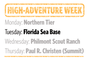 High-Adventure-Week-2015---Sea-Base