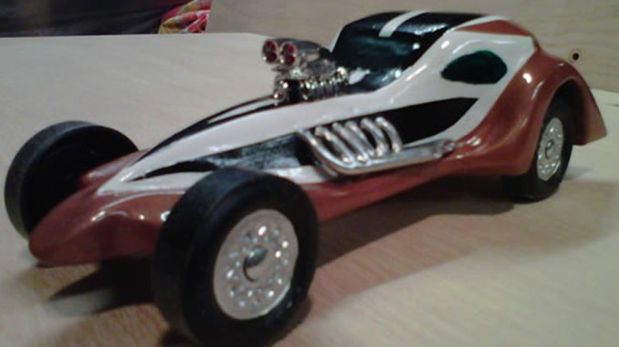 A Parent Helped Build That Pinewood Derby Car - Derby cars