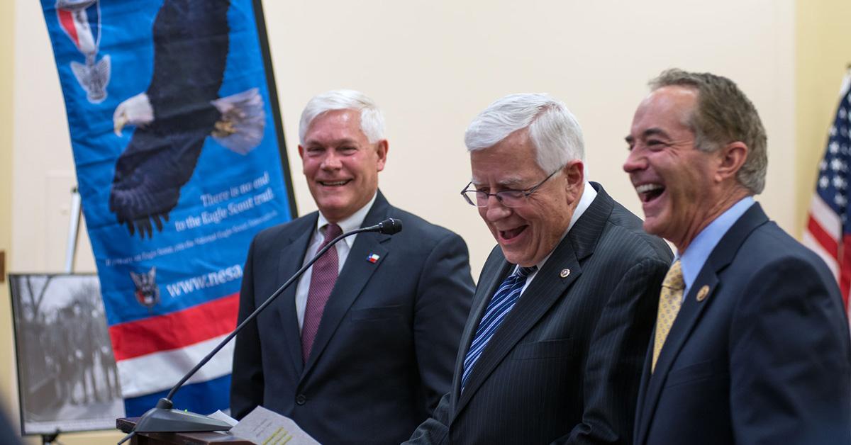 Kieran Gilroy Rock earns Eagle Scout Award - Michael ... |Eagle Scout Politicians