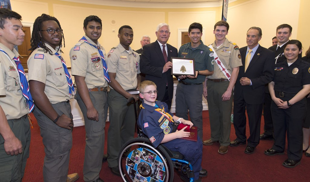 Pin on Boy Scouts of America - Before Politics |Eagle Scout Politicians