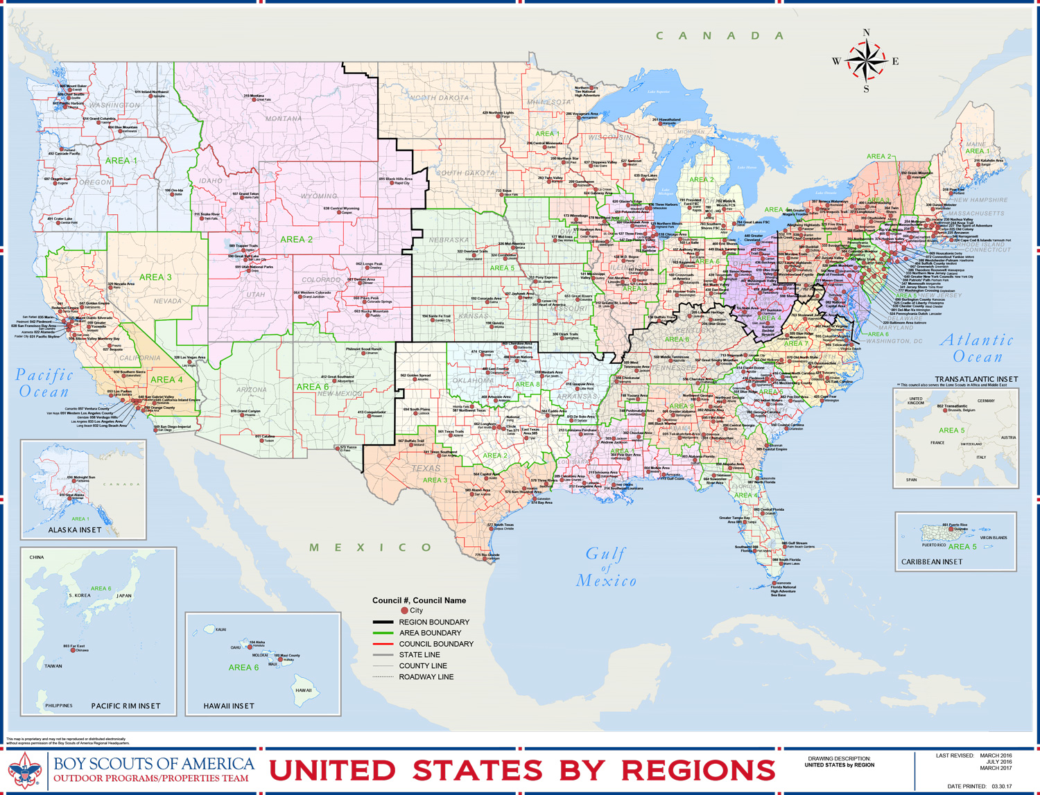 Image Map Of USA Showing Regionspng Familypedia FANDOM Chapters