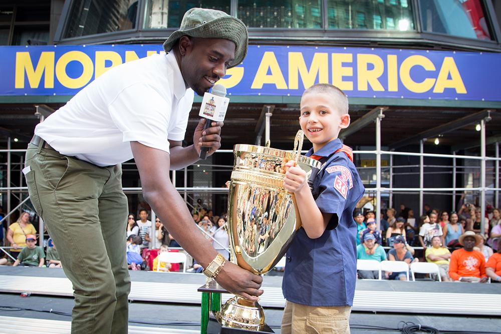 Pro Stock Champion's Cup (Pro Stock) Winner