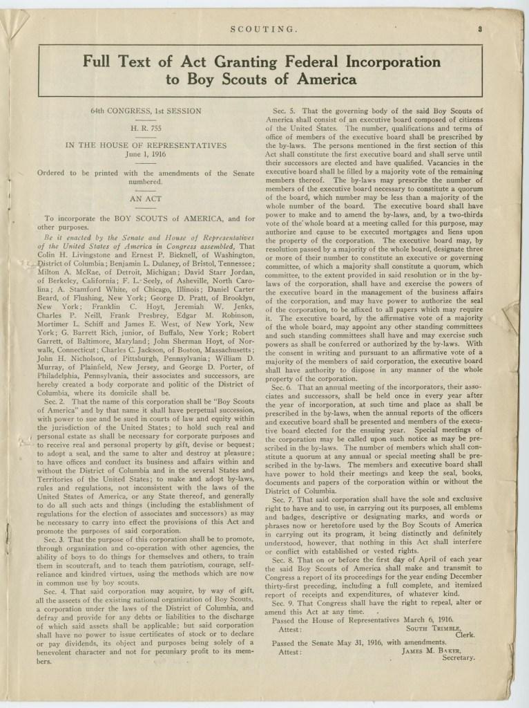 Scouting magazine June 15 1916 - 3