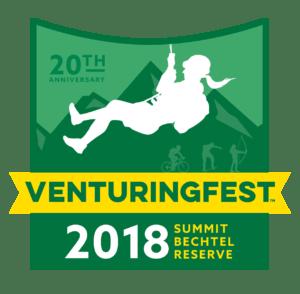 Image result for venturingfest 2018