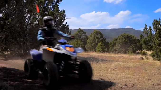 How councils use Polaris ATVs to rev up excitement for Scouting