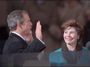 2001 - Bush