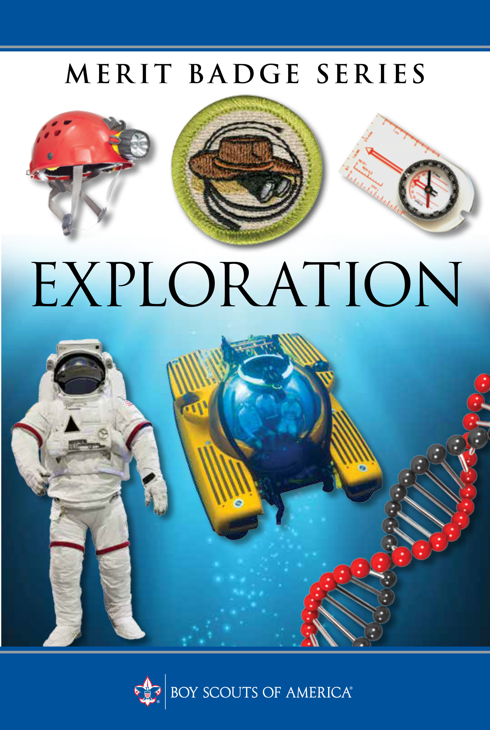 BSA releases Exploration merit badge requirements and pamphlet – Space Exploration Merit Badge Worksheet