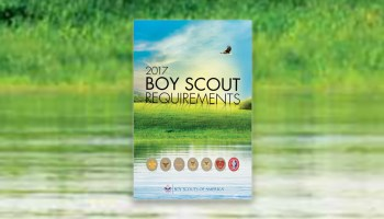 Here's a complete list of 2017 Boy Scout requirement changes
