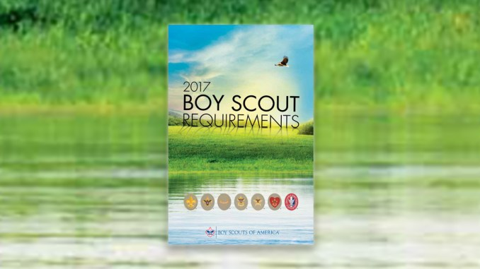 Heres a complete list of the 2017 Boy Scout requirement changes – Fire Safety Merit Badge Worksheet