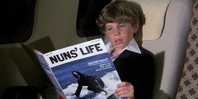 Image Result For Airplane Movie Nun S Life