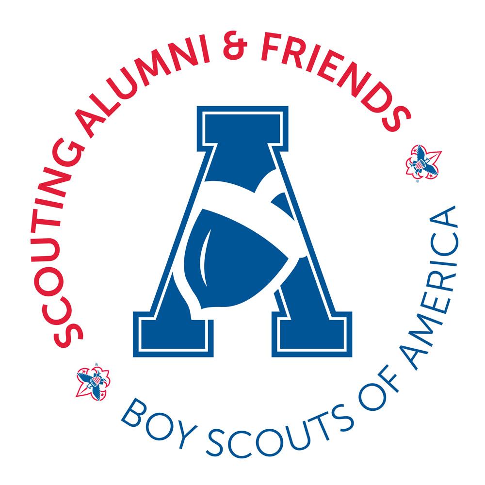 Scouting Alumni & Friends logo