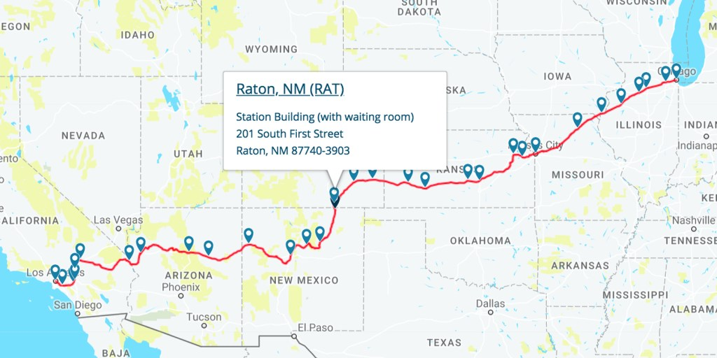 Philmont New Mexico Map.Federal Grant Means Scouts Can Continue Riding Amtrak To Philmont