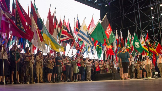 Jamboree Pramuka Dunia 2019
