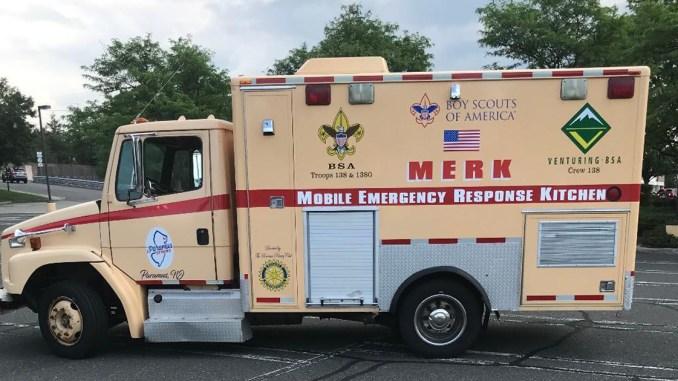 The MERK: The Mobile Emergency Response Kitchen