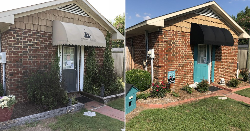 Extreme Makeovers, Round 29: Eagle Scout project before-and-after photos