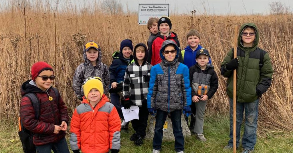 Your pack will get some serious mileage out of this Cub Scout hiking club idea