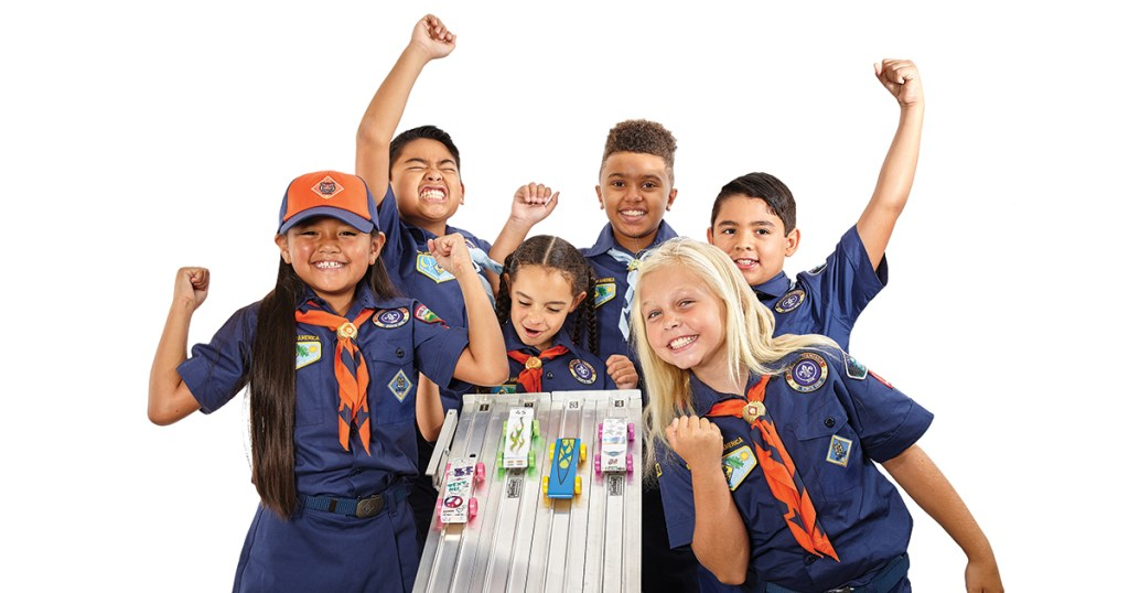 Six easy steps to planning the ultimate Pinewood Derby
