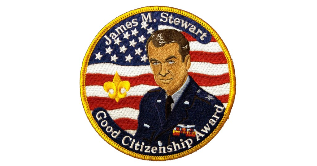 The James M. Stewart Good Citizenship Award