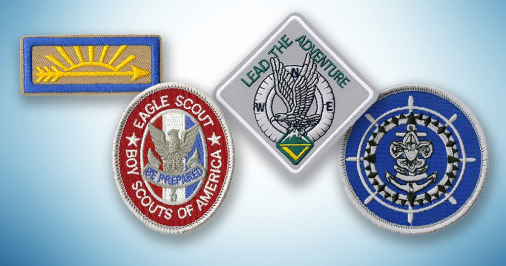 What's the highest award in every Boy Scouts of America program?