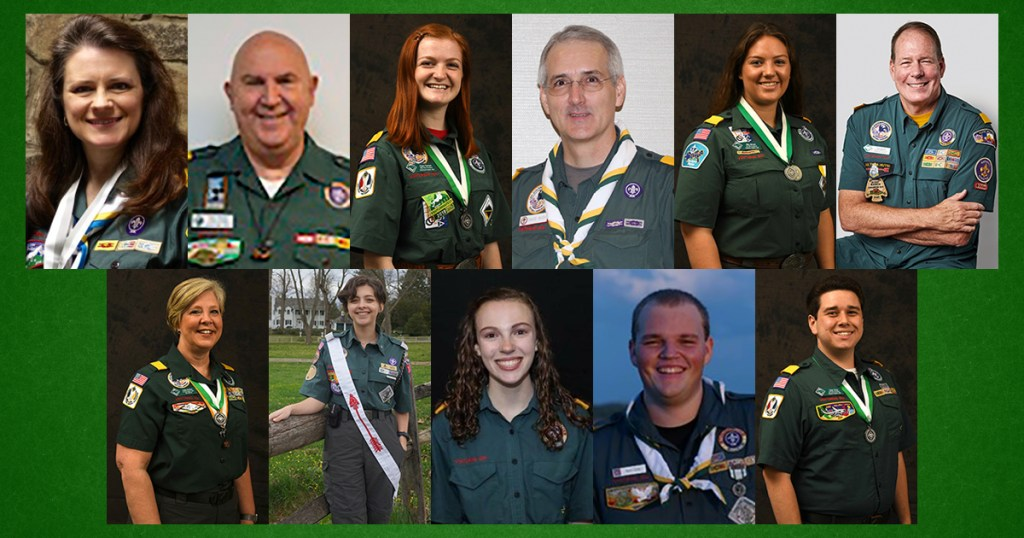 Meet your 2020 recipients of the National Venturing Leadership Award