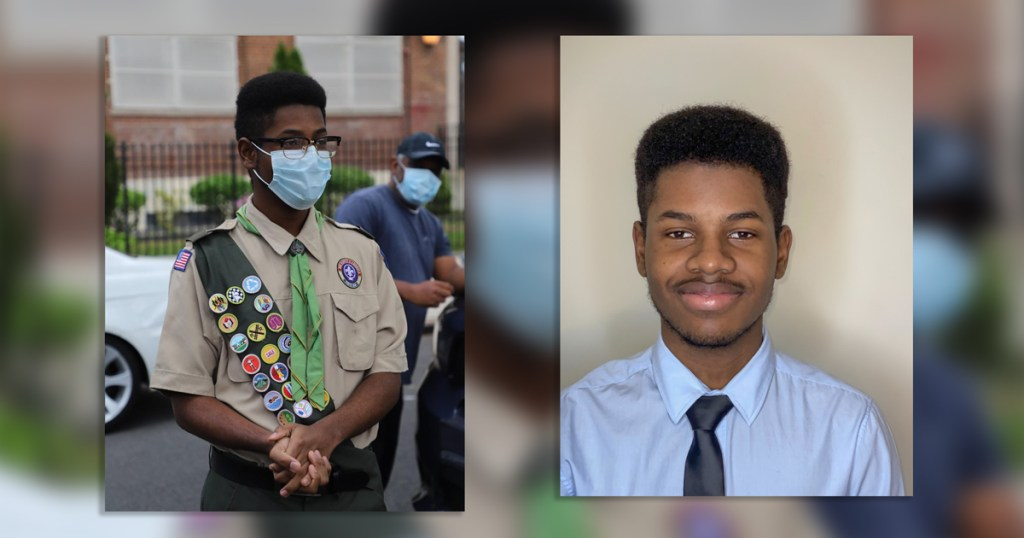Eagle Scout accepted to six Ivy League schools (but he's just getting started)