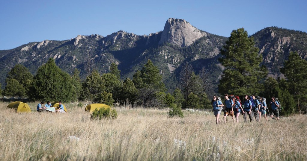 2021-2022 preview: Philmont Scout Ranch