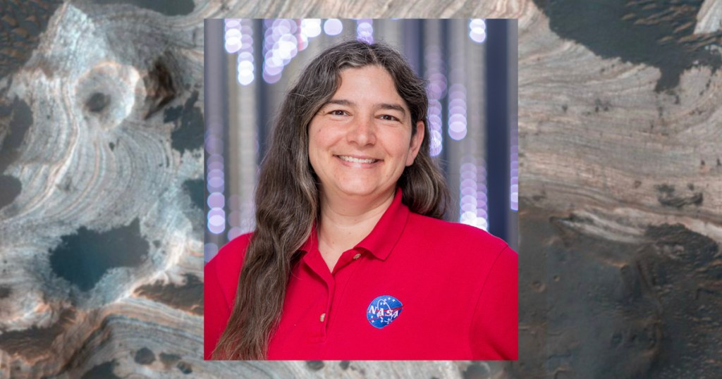 NASA specialist shares why she's a Space Exploration merit badge counselor