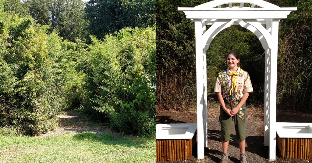 Extreme Makeovers, Round 35: Eagle Scout project before-and-after photos