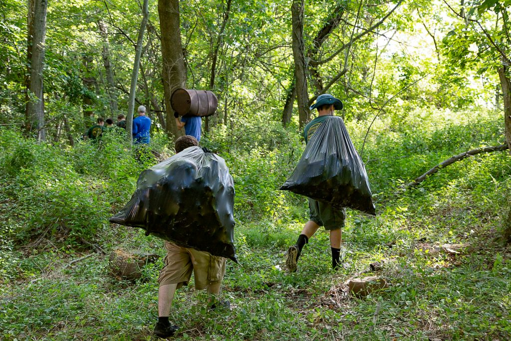 How to be a zero-waste Scout troop