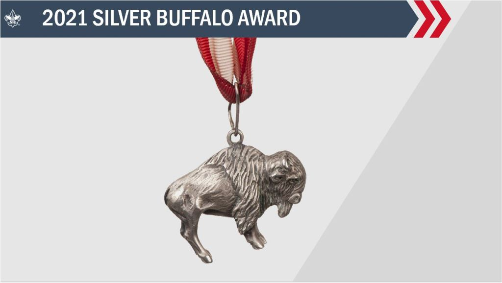 13 Scouters to receive 2021 Silver Buffalo Award, Scouting's top honor for volunteers