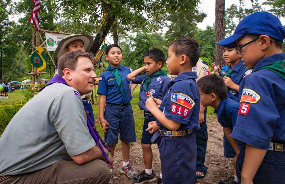 Dan Ownby, BSA's National Chair, talks Scouting's bright future ahead