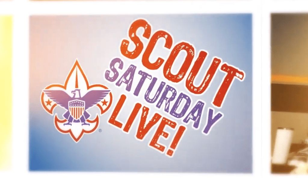 On July 3, watch the final 'Scout Saturday Live,' the show made by and for Scouts