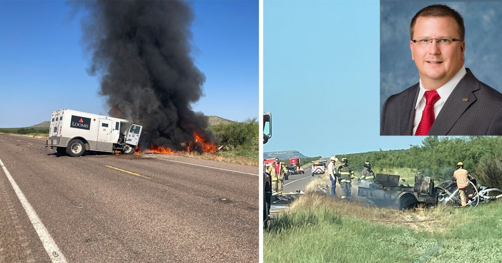 'It was my duty to help': Scout Executive rescues two from fiery crash
