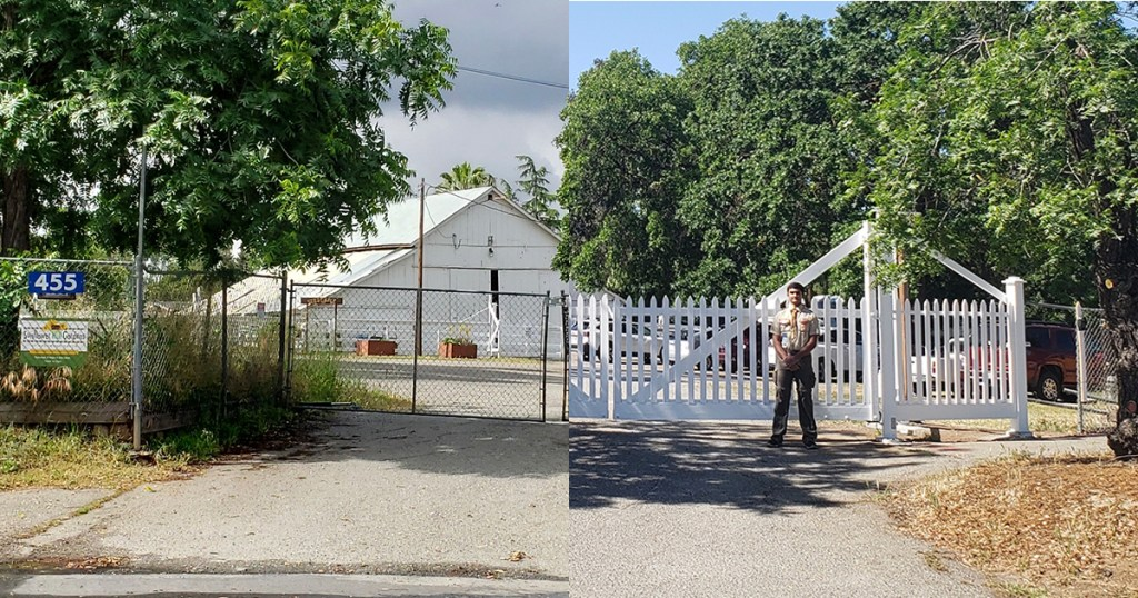 Extreme Makeovers, Round 37: Eagle Scout project before-and-after photos