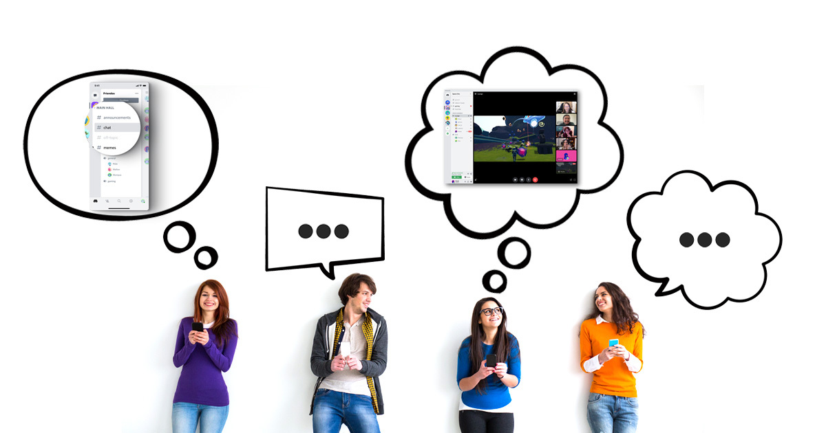 Can BSA youth members discuss Scouting in private digital groups?